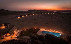 Stay at Desert Quiver Camp, Namibia - Self-catering Accommodation only from the entrance to Sossusvlei, Deadvlei & the Namib Desert! Camping Books, Adventure Center, Namib Desert, Quiver, Group Travel, The Dunes, Fauna, Best Location, Marrakech