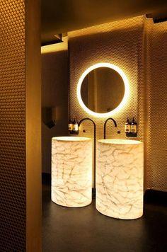 Bathroom Mirror Design Ideas #bathroom #bathroommirror #bathroomdesign