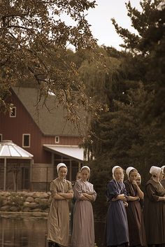 amish women - Google Search