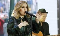 Adele Rocks 'Today Show' With Soul-Baring New Song 'Million Years Ago'