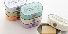 SoapSavonnière - The Dieline -