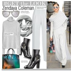 Get The Look-Zendaya Coleman by kusja on Polyvore featuring moda, Vincent…