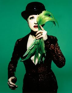 Cyndi Lauper - 1st album my dad every got me was True Colors