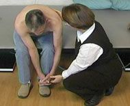 Stroke Help-Therapeutic Benefits of Forward Flexion   Pinned by SOS Inc. Resources http://pinterest.com/sostherapy.