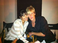 Revenge Season 2 First Look: Gabriel Mann and Dilshad Vadsaria Tweet Adorable Photos! Could They Be the Real-Life Nolan and Padma? - Revenge
