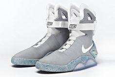 """Nike lanzará al mercado los tenis de """"Volver al Futuro"""""""