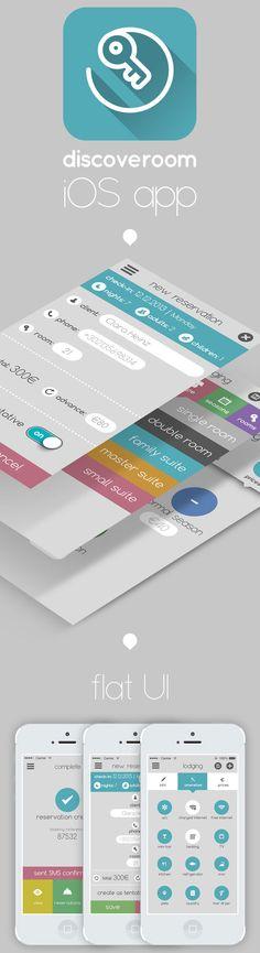 Discoveroom iOS app