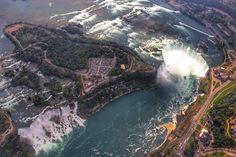Niagara Fälle & kulinarisches in der Niagara Region  Niagara Helicopters