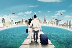 Most Romantic Destinations in the World  part 1
