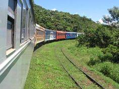 Nível de Interesse Turístico: 1 Imperdível     A ferrovia Curitiba - Serra do Mar -Morretes - Paranaguá representa um extr...