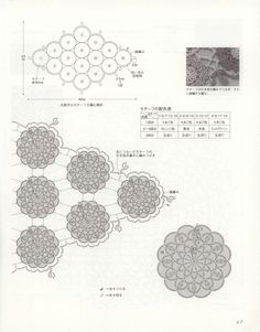 ISSUU - Crochet lace de vlinderieke