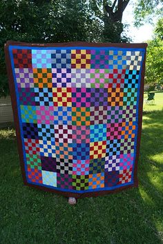 Creative Chicks: Amish Buggy Quilt Completed