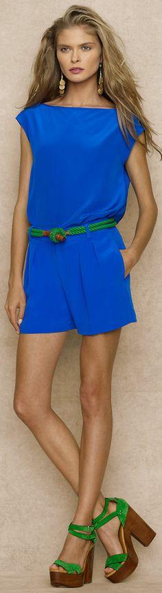 Ralph Lauren Cruise wear