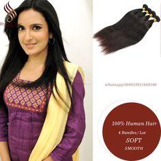 $17.70 (Buy here: https://alitems.com/g/1e8d114494ebda23ff8b16525dc3e8/?i=5&ulp=https%3A%2F%2Fwww.aliexpress.com%2Fitem%2F8A-Grade-Cabelo-Humano-Straight-Virgin-Hair-4-Bundles-Mink-Brazilian-Virgin-Hair-4pcs-lot-Human%2F32770919588.html ) 8A Grade Cabelo Humano Straight Virgin Hair 4 Bundles Mink Brazilian Virgin Hair 4pcs/lot Human Hair Bundles Hair Style  gift for just $17.70