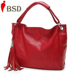 Women leather handbags 2016 women messenger bags dollar price luxury tote bag brands fashion handbags vintage shoulder bag | Price: US $17.20 | http://www.bestali.com/goto/32338518815/10