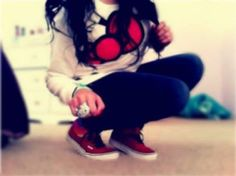 Peace, Love, Hello Kitty shared by Marie on We Heart It Tap Shoes, Dance Shoes, Hello Kitty Clothes, Geek Girls, Fashion Stylist, Swagg, Charlotte, Stylists, Oxford Shoes