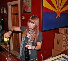 Arizona uncorking its own wine country