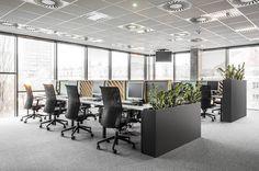 Office Space in Poznan,© Krzysztof Strażyński