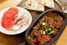 Konya Kebap (Slow roasted lamb seasoned with paprika and oregano) at Depot 62