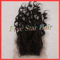 Find More Lace Closure Information about Top quality Virgin Malaysian human hair lace closure Natural black free part curly lace closure with baby hair ,High Quality lace closure,China lace bedspread Suppliers, Cheap lace vans from Five star human hair products store  on Aliexpress.com