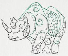 The Delicate Ones - Rhino_image