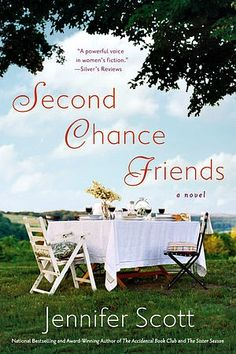 Second Chance Friends by Jennifer Scott