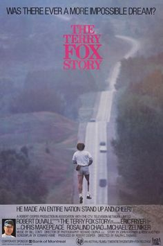 The Terry Fox Story. A truly insprirational person, Terry remains a national hero in his native Canada 10 Film, Full Film, Jack Dawson, I Am Canadian, Canadian History, James Cameron, Steve Jobs, Titanic, Hd Movies