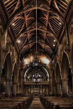 Pugin's St. Giles Church