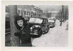 1940s Winter Wonderland