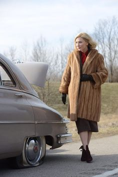 Cate Blanchett as Carol Aird in Todd Haynes' CAROL. Photo by Wilson Webb © 2014 Number 9 Films (Carol) Limited.