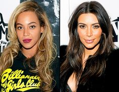 Beyonce Is Kim K's Woman Crush On