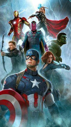 Avengers: Age of Ultron!