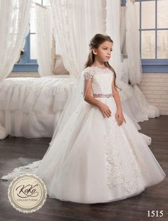 6c7907d5c06 23 Awesome First Communion dresses images in 2019