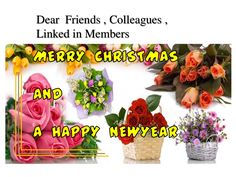 Merry Christmas by Shrikant Athavale via slideshare
