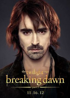 Garrett: The Twilight Saga: Breaking Dawn - Part 2, The Twilight Saga