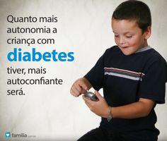 Familia.com.br | Como ensinar as crianças com diabetes tipo 1