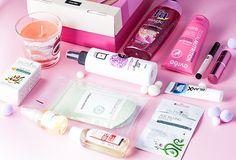 Think Pink with ShinyBox http://bafavenue.pl/think-pink-with-shinybox/ #testykosmetyczne #kosmetyki #pudełeczko #box #shinybox #zawartość #paczuszka