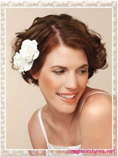 accessories for short hairstyles - Google Search