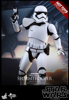 StormTrooper Squad Leader available for Pre-order and on payment plan