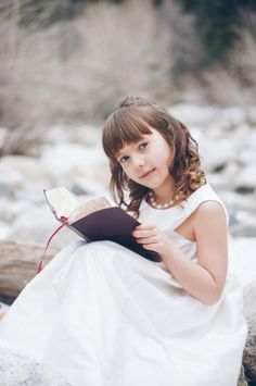 Scriptures. Baptism photos. Kids photography.