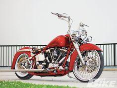 1987 Harley-Davidson Heritage Softail #harleydavidsoncustommotorcycles #harleydavidsonsoftail