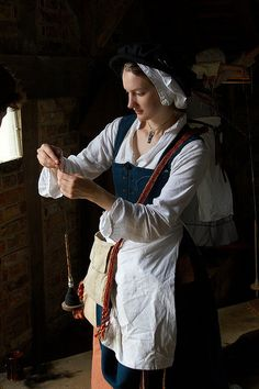 Kentwell 1578, flickr set