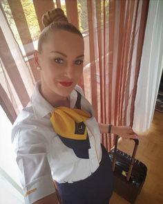 From @onemillion_dollar_smile #cabincrews #airline #plane #crewfie #comissariadebordo #cabincrewgirls #aircraft #cabinattendant #flightattendantlife #airlinescrew #flightcrew #aviation #airplane #aircrew #cabincrewlife #stewardess #pilot #avgeek #flightattendant #flying #fly