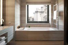 bathroom Armani hotel Milan