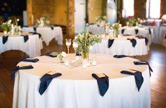 Pretty Table setup Ana + Kent « Southern Weddings Magazine