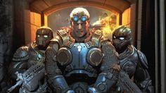 Holocrn: Gears Of War Judgement en el E3.