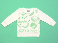 The mighty jungle sweater from Beep