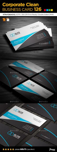 Chemistry business card design business cards business and fonts simple and clean business card 126 reheart Choice Image