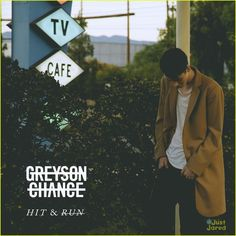 Greyson Chance Drops New Single 'Hit & Run' - Full Audio & Lyrics!: Photo #924658. Greyson Chance just debuted his brand new single,