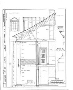 19 x 24 in. (B size) New Orleans Architecture, Classic Architecture, Architecture Drawings, Architecture Details, Old Southern Homes, Southern Mansions, Battle Of New Orleans, Louisiana Plantations, Creole Cottage